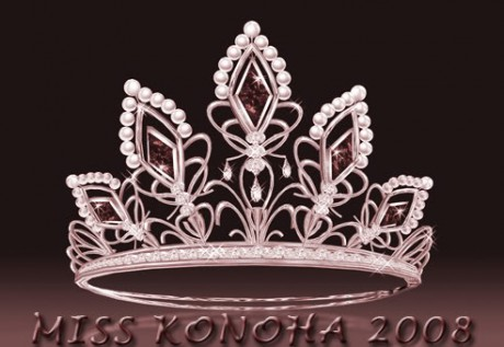 Koruna-miss konga 2008